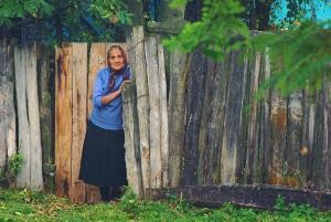 Rural lady