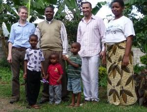 Familia hospedera de Tanzania