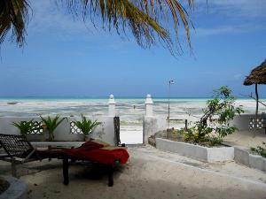 scenery in Tanzania