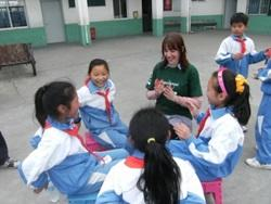 Volunteer Children in China with Projects Abroad