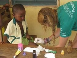 Medicine in Ghana for High School Students