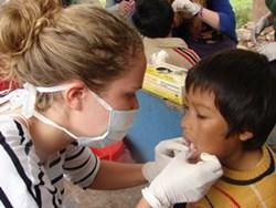 Medicine in Peru for High School Students
