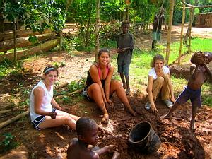 Farm Project in Ghana