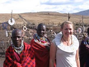 Volunteer in a Traditional African Village in Tanzania
