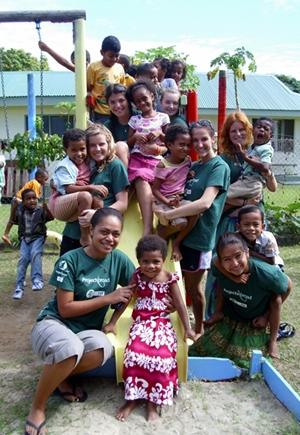 Care in Fiji