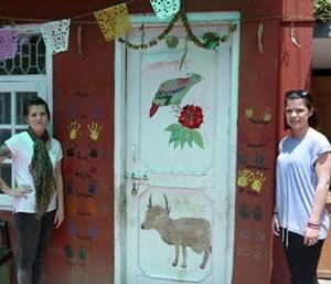 Participantes en el Proyecto con VIH/Sida en Nepal