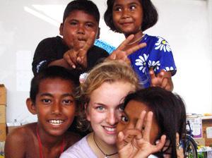 Orphanage fun