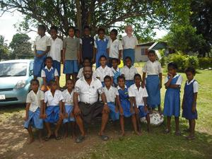 Live in a Traditional Fijian Village with Projects Abroad