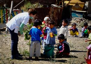 Medical Volunteer Programs for Teens in Bolivia