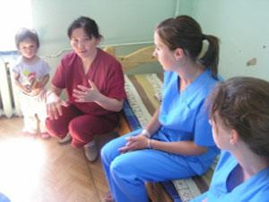 Medicine in Mongolia for High School Students