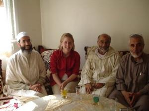Law interns in Morocco