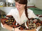 Obstetricia y matronería in Tanzania