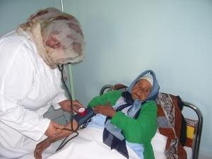 Blood Pressure in Morocco