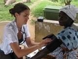 Enfermeria in Ghana