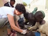 Enfermeria in Senegal