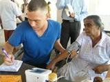 Enfermeria in Sri Lanka