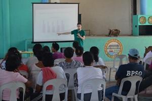 Proyecto de Terapia Ocupacional en Filipinas