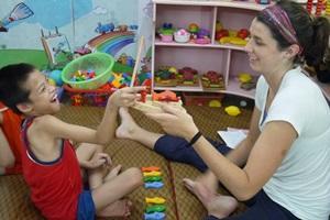 Voluntariado para terapeutas ocupacionales en Vietnam