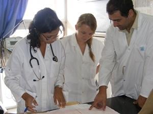 Interno en Fisioterapia en Marruecos