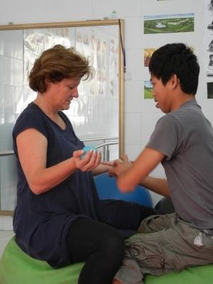 Physical Therapy in Vietnam