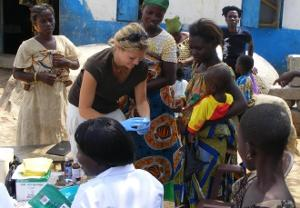 Public Health Experience in Africa with Projects Abroad