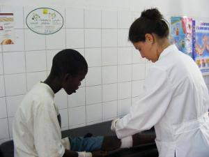 Medical internship in Senegal