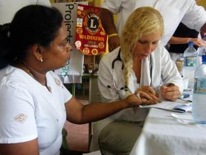 Medical Experience Interning in Sri Lanka with Projects Abroad
