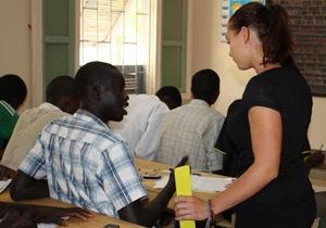 Microfinanzas en Senegal