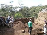 Perú - Arqueólogo