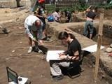 Rumanía - Arqueólogo