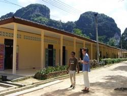 Profesores voluntarios en Tailandia