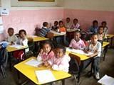 Etiopía - Profesor de inglés