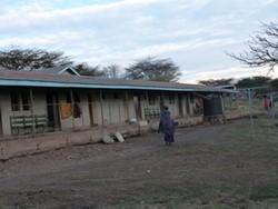 Clínica en Tanzania donde trabajan los voluntarios médicos