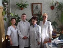 Equipo de terapeutas ocupacionales voluntarios en nuestro proyecto de Rumanía