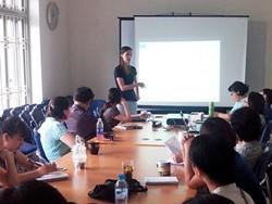 Trabajadora social voluntaria en Vietnam con Projects Abroad