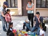 Bolivia - Trabajador social