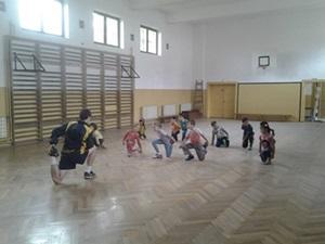 Entrenador de fútbol en Rumanía