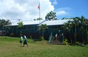 Teaching English in the South Pacific with Projects Abroad