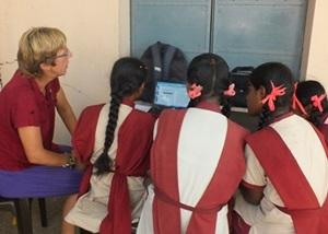 Volunteer Teaching IT in India with Projects Abroad