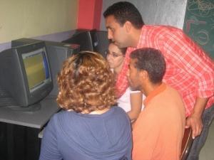 Teaching IT in Morocco