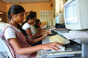 Developing computer skills