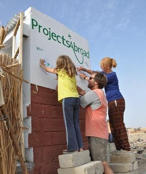 Family Volunteering Abroad with Projects Abroad